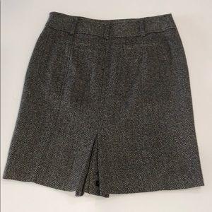 Ann Taylor Skirts - Ann Taylor Herringbone wool skirt